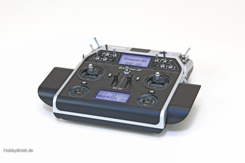MC-20 Graupner/SJ HoTT Fernsteuerung 2,4 GHz Graupner 33020.CZ