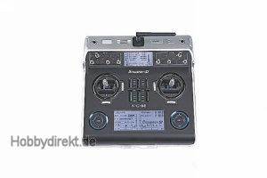 Fernsteuerung mc-32HoTT 16-K. PRO 16K Graupner 33032.PRO