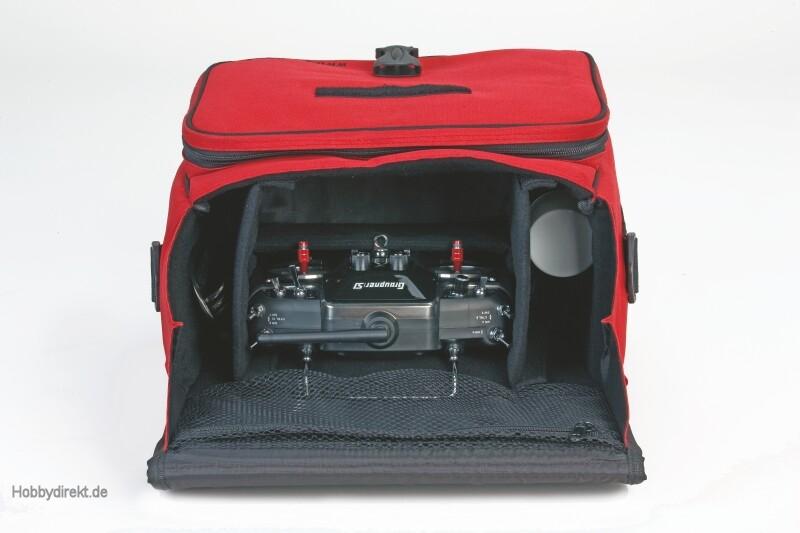 Werkzeug u. Sendertasche zu mx Graupner 33100