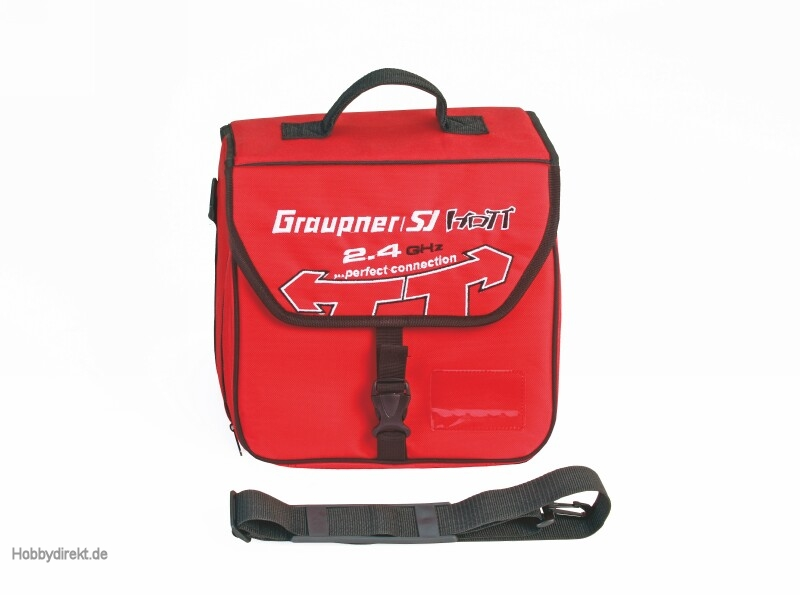 Sender u. Werkzeugtasche zu MX, MZ Sender Graupner 33100