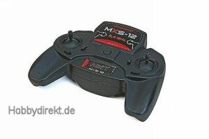 MXS-12 Graupner HoTT Computersystem 2,4GHz Graupner 33201