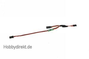 RPM opto-coupler forelectron. Graupner 33621