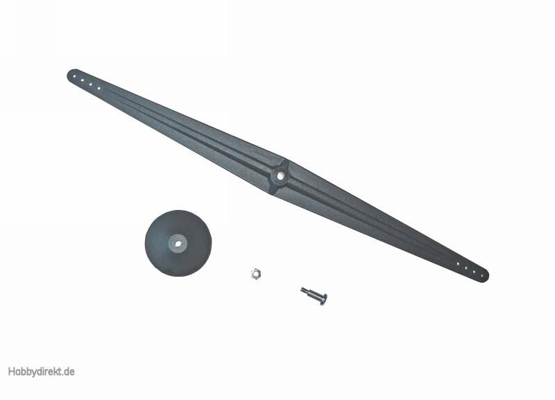 T-Tail crank Graupner 3519