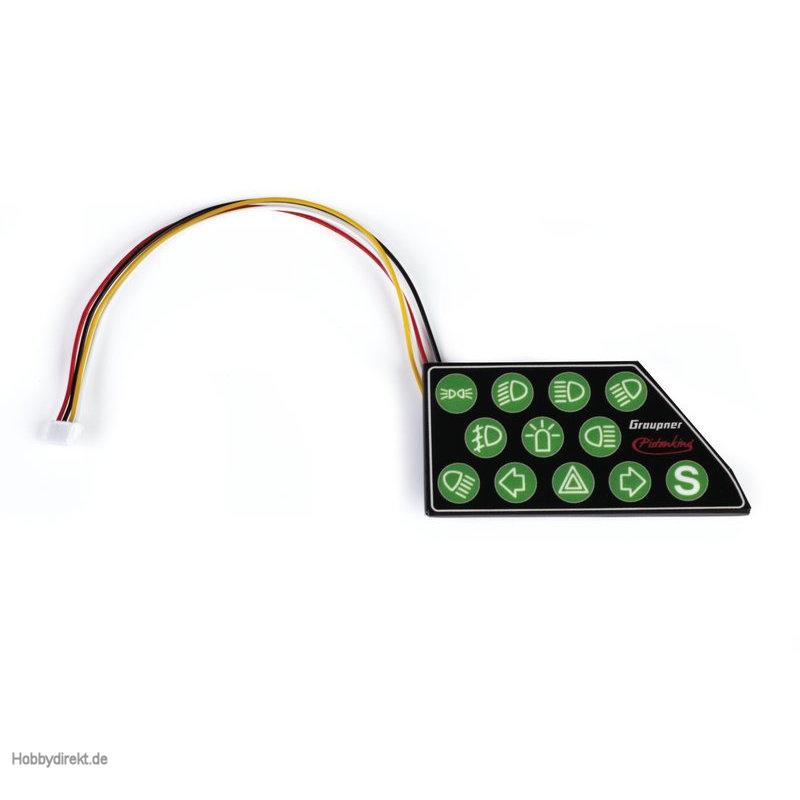 Kingpad Lichtmodul Graupner 3974.1