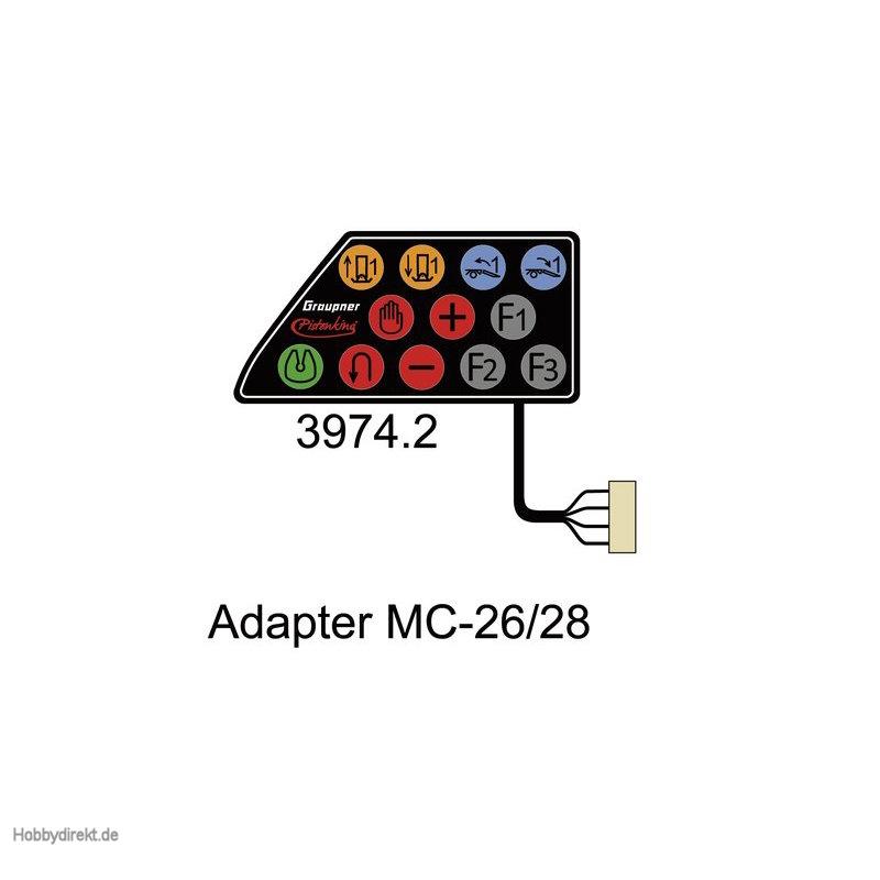 Kingpad Schaltmodul Graupner 3974.2