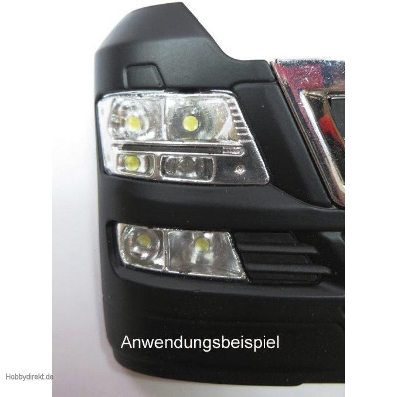 Kingbus Set Scale-Art MAN TGX Graupner 3975.SMAN