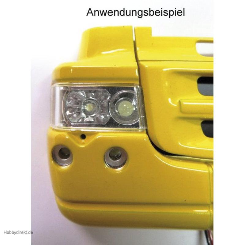 Kingbus Set Tamiya Scania Graupner 3975.TAS