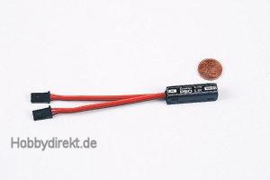 Duo-Servo-Voltage-Controller 5 Graupner 4198