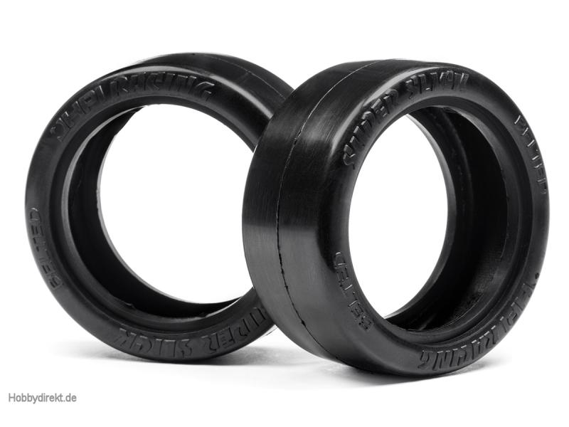 Pro Slick Reifen 26mm (Belted/2St) HPI 4415