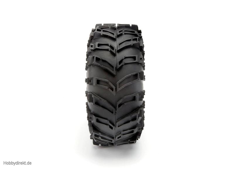 Rock Grabber Reifen S-Mischung (140X59mm/2.2In/2S) HPI 4896