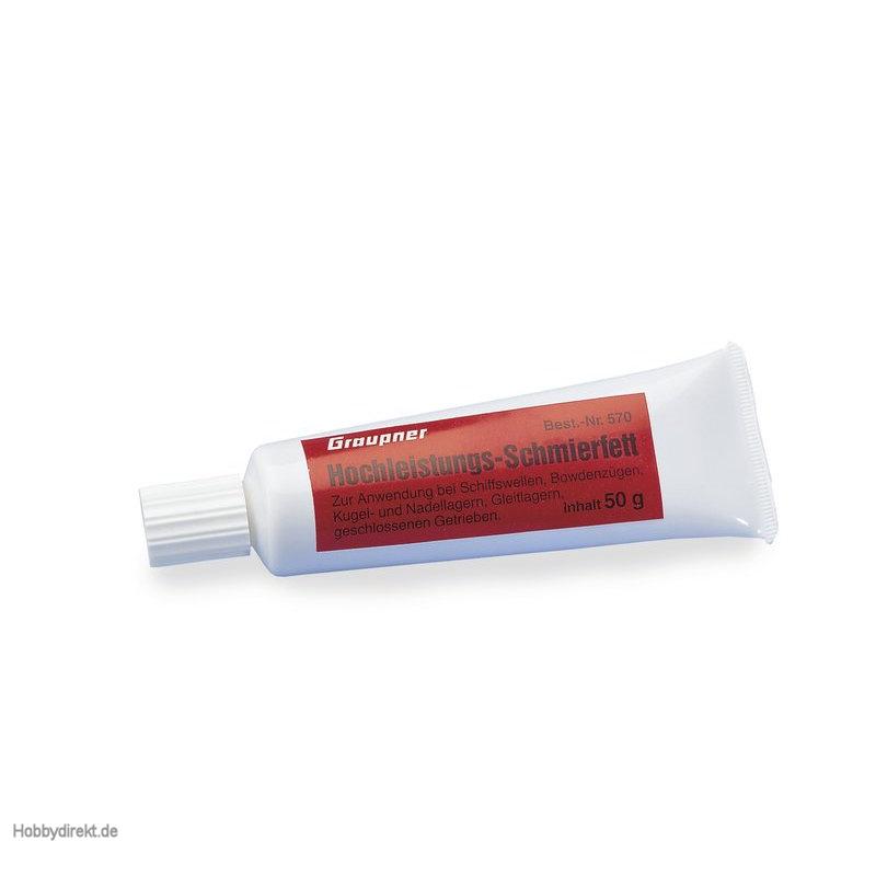 Hochleistungsschmierfett Graupner 570