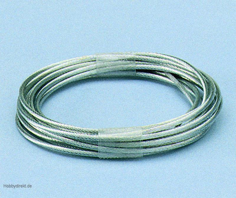 Stranded wire (Bowden litzwire Graupner 732