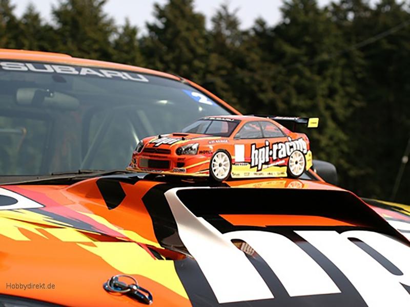 HPI Racing Impreza Karosserie (190mm/Wb255mm) HPI 7399