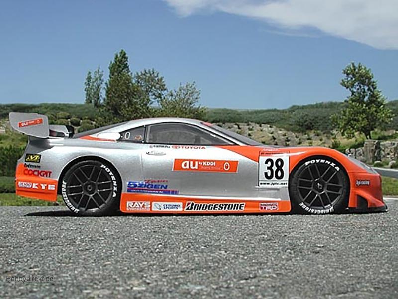 Toyota Supra GT Kar. (Au Cerumo/200mm/Wb255mm) HPI 7486
