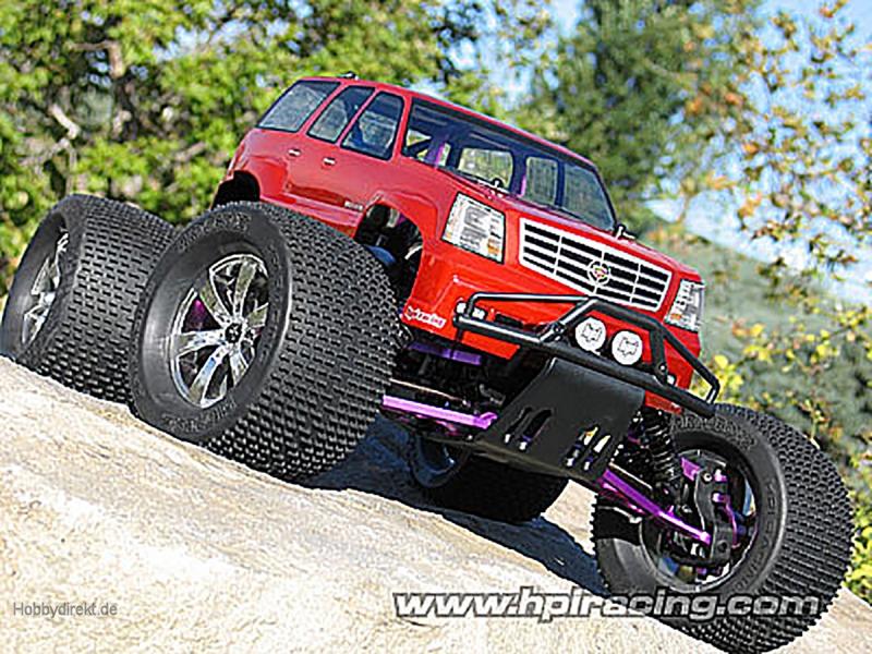 Cadillac Escalade Karo (Savage/200mm-Wb255mm) HPI 7490