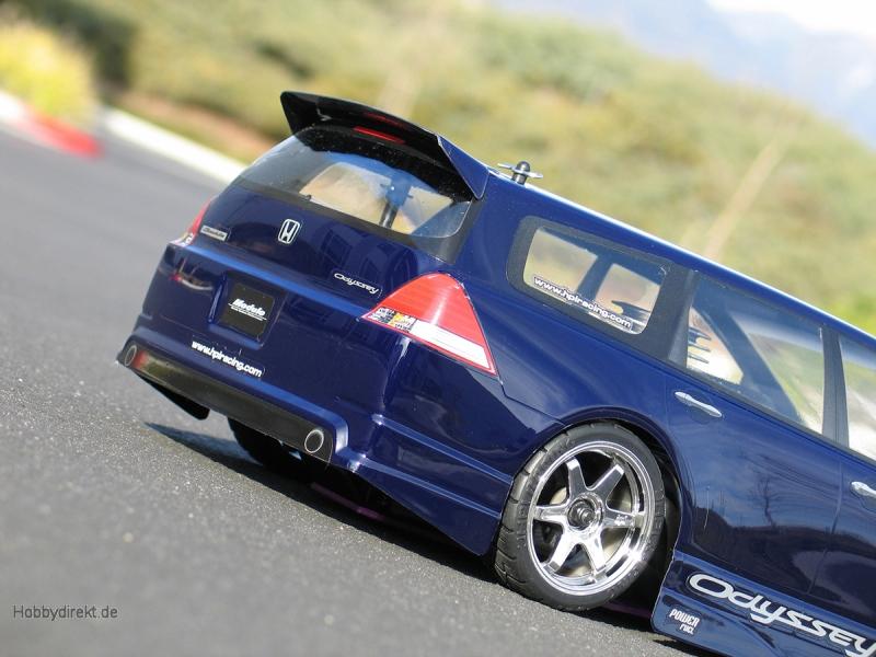 Honda Odyssey Karosserie (200mm) HPI 7497