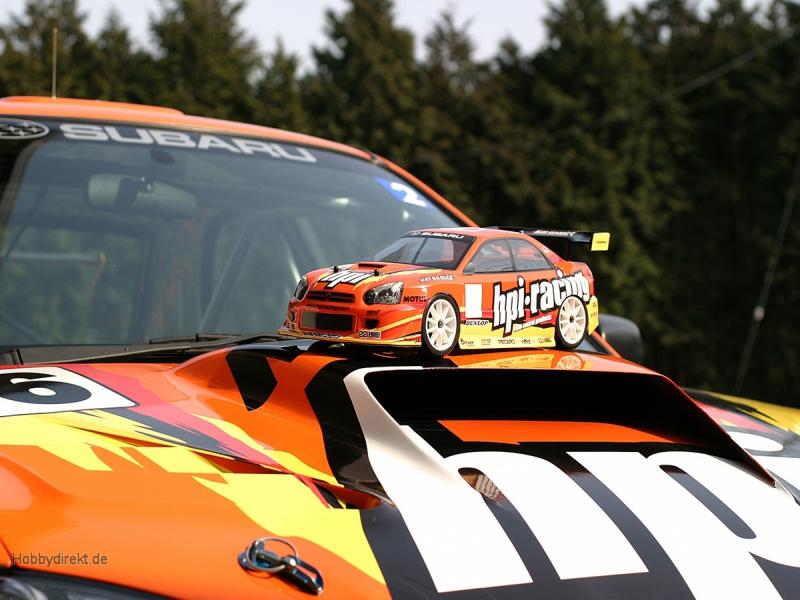 HPI Racing Impreza Karosserie (200mm/Wb255mm) HPI 7499
