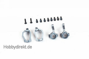 Suspension, aluminium, front ( Graupner 90120.112
