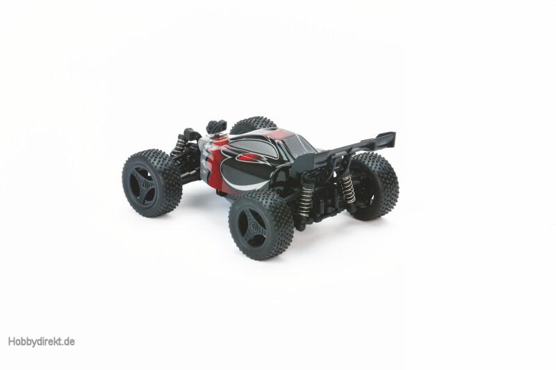 FLASH 2.0 XXS 4WD Micro Buggy RTR 2,4 GHz Elektro OFF-ROAD Buggy