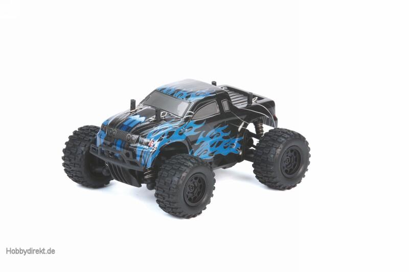 MONSTER FLASH 2.0 XXS 4WD Monster Truck Elektro Off-Road Monster