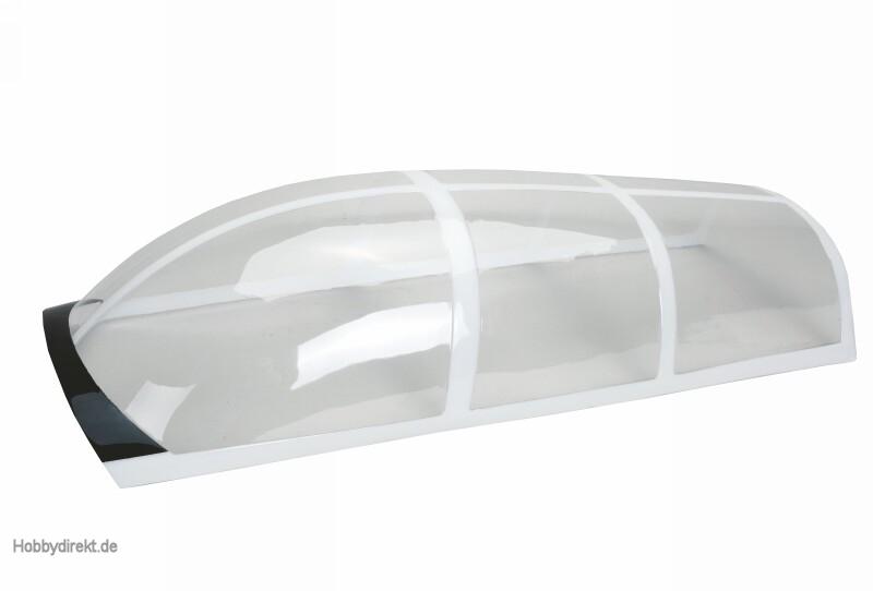 Cockpit canopy for Jodel Graupner 9370.1