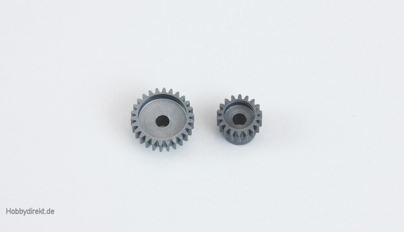 Motor pinion 16 teeth 48dp 2,3 Graupner 93819.16