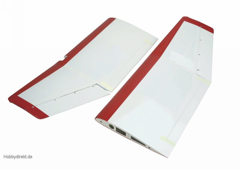 Wing panels for Jodel Graupner 9370.3