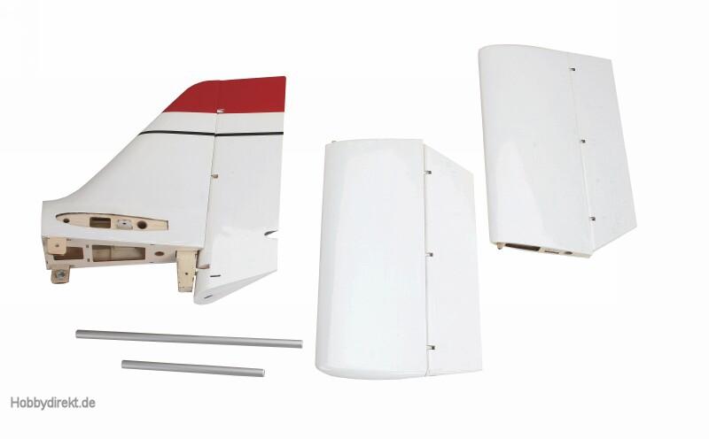 Tailplane / verticalstabilizer Graupner 9370.4