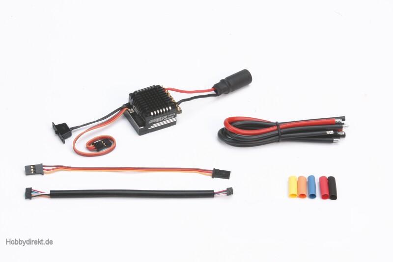 Regler brushless GM-GENIUS 90R PRO +T V2 Graupner S3052