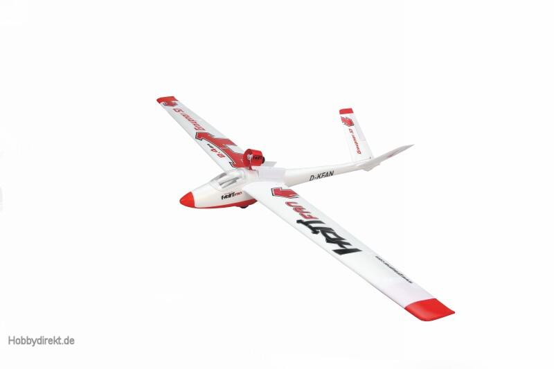 HoTT FAN Elektro Segelflugmodell Spannweite ca. 1800 mm Graupner 9920.100