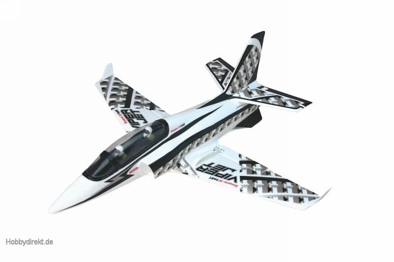 WP VIPER JET 720 RCElektro Flugmodell Graupner 9931.100