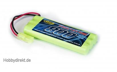 Batterie 7,2V/800mAh NiMH Carson 608129 500608129