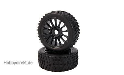 Racing-Reifen-Set Specter 6S CY-II (2) Carson 900098 500900098
