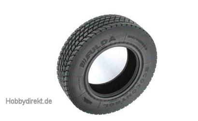 1:14 Fulda EcoControl Antriebsreifen (2) Carson 907014 500907014