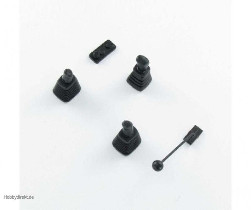 1:14 Joysticks für Baumschinen Carson 907360 500907360