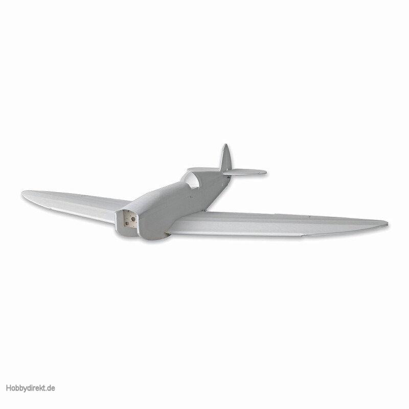 FT Spitfire Speed Build Kit W Graupner FT4100 Flite Test