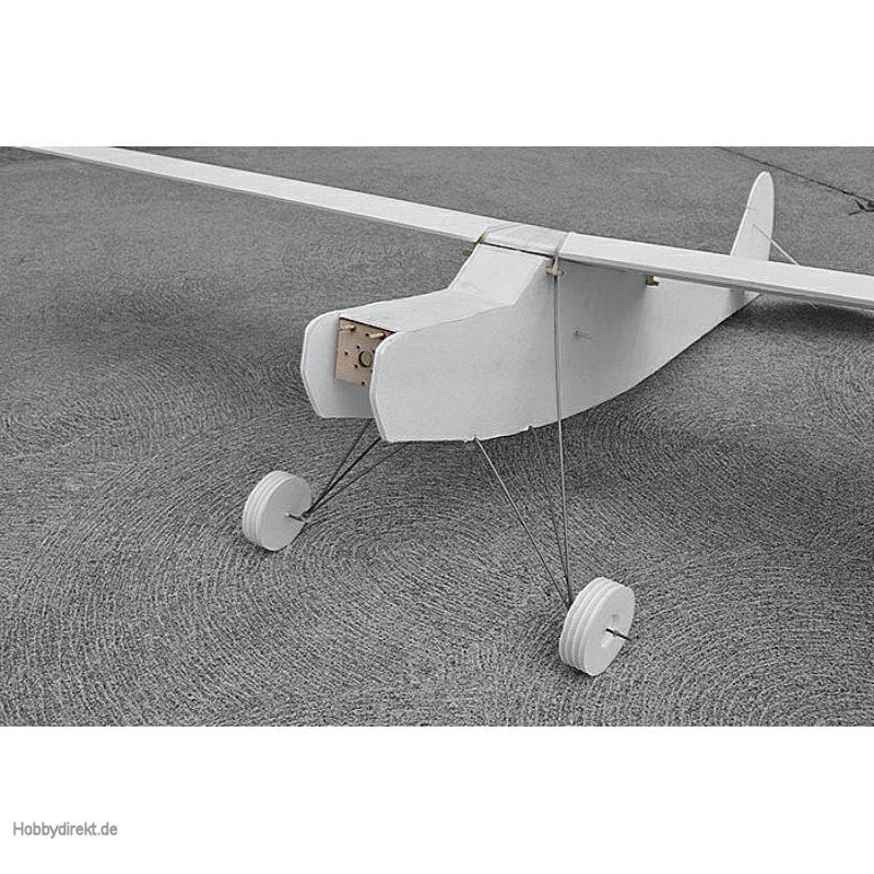 FT Simple Storch Speed Build Graupner FT4101 Flite Test
