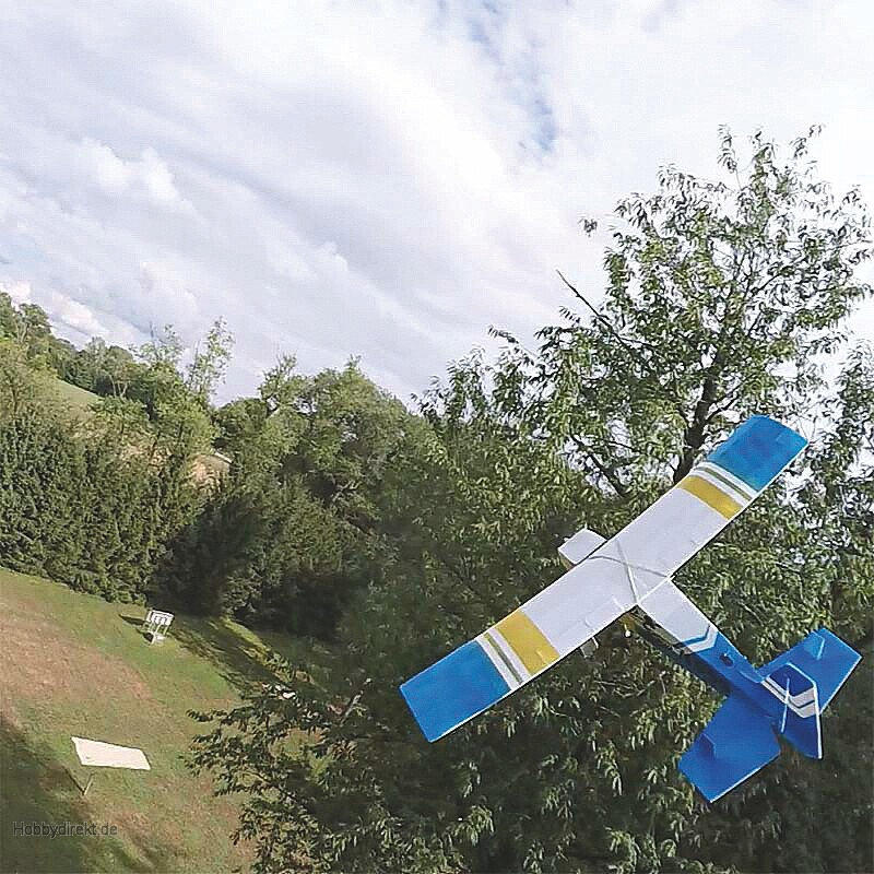 FT Bushwacker WR Graupner FT4105 Flite Test