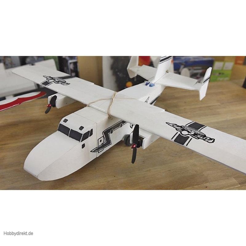 Mighty Mini Guinea Speed Build Kit Graupner FT4127 Flite Test