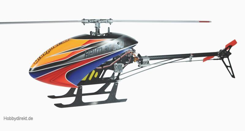 helikopter graupner sj heim 3d 360 rotor xxx mm graupner. Black Bedroom Furniture Sets. Home Design Ideas