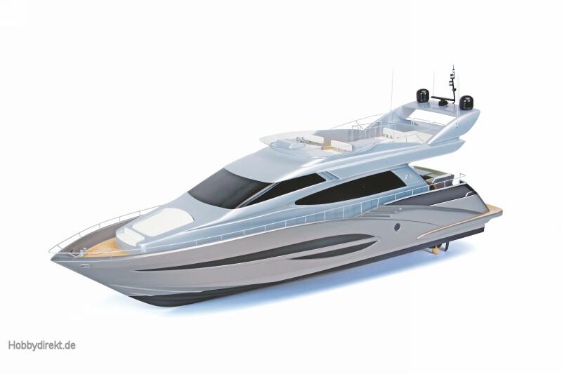 WP 72 FT YACHT .KINDER-DESIGN Premium- L Graupner 2201