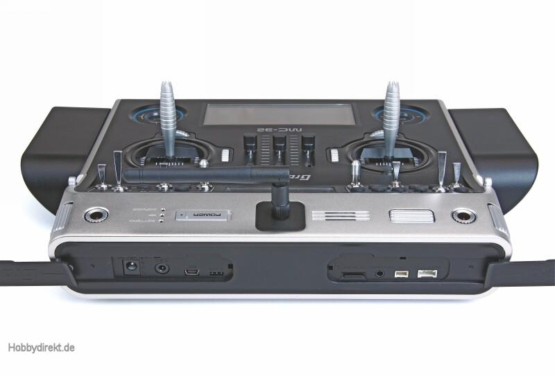 MC-32 ComputersystemGraupner HoTT Graupner 33032 NEUE VERSION mi