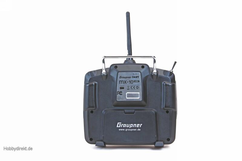 MX-10 computer system HoTT Graupner 33110