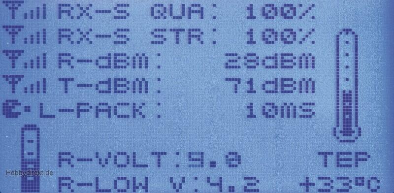 MX-12 Graupner HoTT Computersystem 2,4GHz Graupner 33112.77