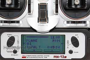 MX-12s COMPUTERSYSTEM 35/35B Graupner 4745