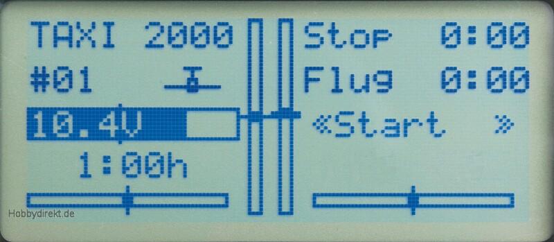 MX-16 COMPUTERSYSTEM2,4 HoTT franz. Graupner 4755.69