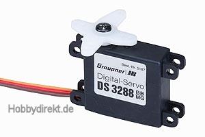 Servo digital DS 3288 BB MG 11 mm Graupner 5187