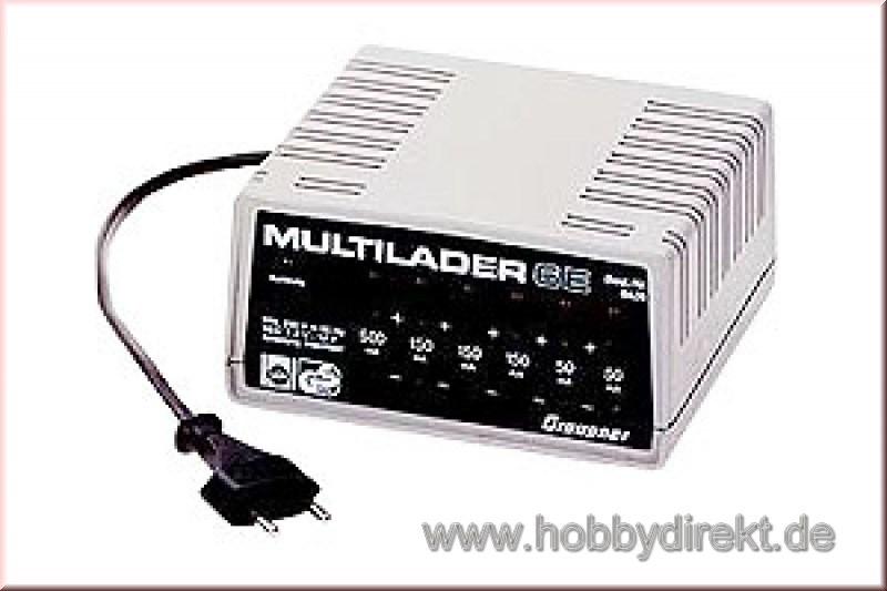 MULTILADER 6 E Graupner 6426