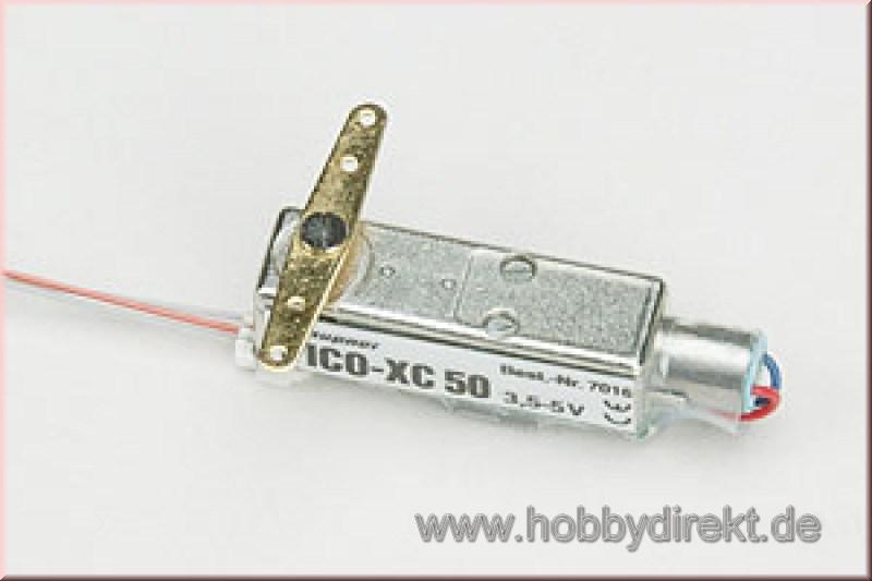 Servo Pico XC 50 Graupner 7016