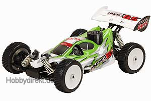 WP HYPER 8.5 4WD BUGGY RTR MIT RC Graupner 90047.RTR